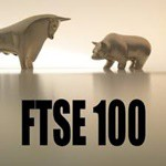 UK 100-FTSE 100 Index csoport logója