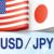 USD/JPY csoport logója