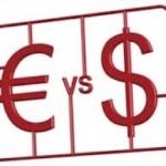 EUR/USD kontra forint (HUF) kereskedés