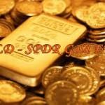 Másképp csillog az arany, GLD ETF