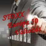 Változik az STOXX Európa Top 50 Index