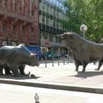 Ellenállás Alatt a Német Börze