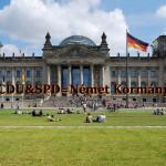 Lejátszott Német Koalíció