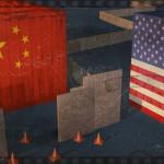 Kína túl nagy Konténer