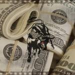 Bika USA Dollár Izzásban