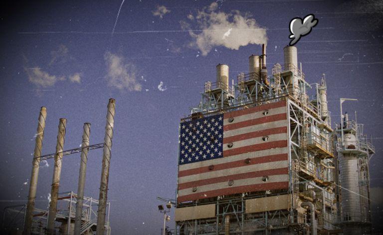 Némi USA Ipari Remények