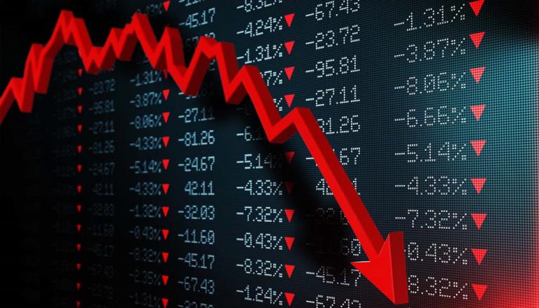 Globálisan Összeomlott Részvénypiacok