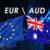 EUR/AUD csoport logója